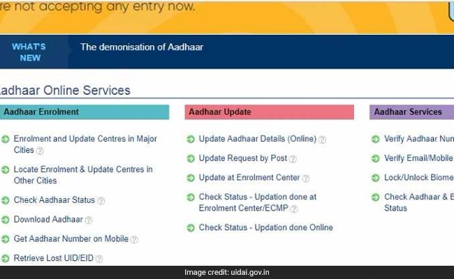 Downloading A Copy Of Aadhaar Card: Here Is How To Do It