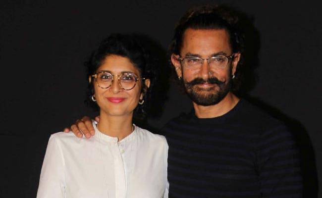 स्वाइन फ्लू की चपेट में आमिर खान और किरण राव, हफ्ते भर नहीं लेंगे किसी प्रोग्राम में हिस्सा