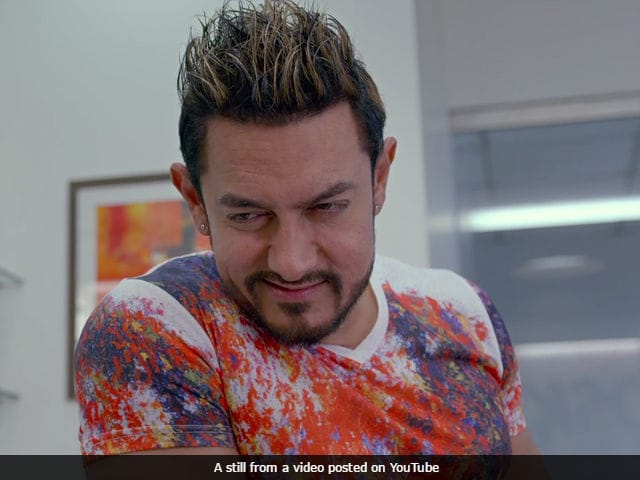 Aamir Khan: Amit Trivedi is a really talented composer