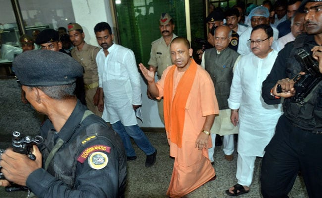 'Standard-Setting Punishment', Vows Yogi Adityanath In UP Tragedy: 10 Facts
