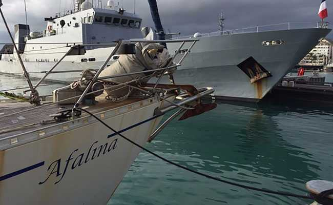 Huge Australia-Bound Cocaine Haul Seized By French Navy