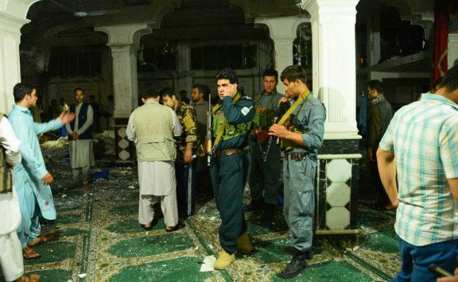 afghanistan jawadya mosque afp