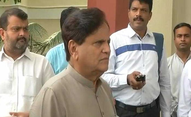 ahmed patel ndtv