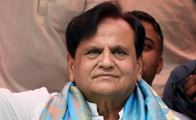 Ahmed Patel Suggests Sharad Pawar Didn't Come Through In His Election