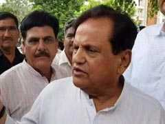 'It Was Tough,' Said A Smiling Ahmed Patel, Congress' Man Of The Moment