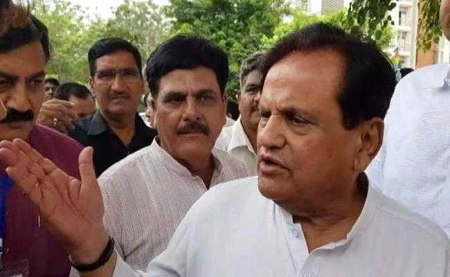 BJP Candidate Challenges Ahmed Patel's Rajya Sabha Election In Court
