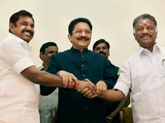 DMK Takes Math To President, Says Tamil Nadu Government Now In Minority