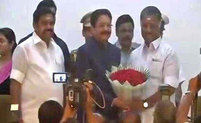 2 More Leaders Leave TTV Dhinakaran's Side, Walk Into Ruling Camp