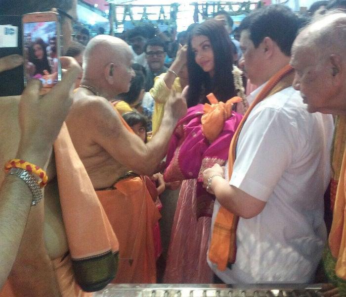 aishwarya rai bachchan aaradhya ndtv