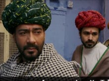 <i>Baadshaho</i> Song: <i>Hoshiyar Rehna</i>, Ajay Devgn Is Planning A Heist