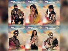 <i>Baadshaho</i> New Posters Highlight Character Traits Of Ajay Devgn, Ileana D'Cruz