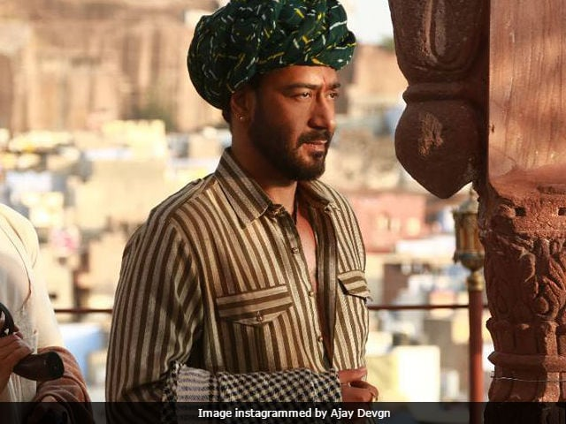 Baadshaho Box Office Prediction: Day 1 'Crucial' For Ajay Devgn's Film