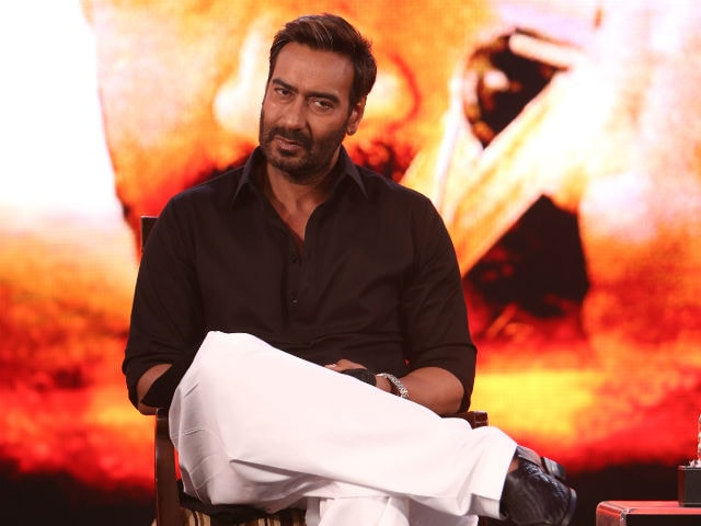 Ajay Devgn Reveals Why His 7-Year-Old Son Wants To Be An Actor