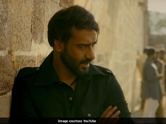 Baadshaho Trailer: Ajay Devgn's Film Promises To Be An Action-Packed Drama