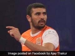 अजय ठाकुर बोले, कबड्डी ने सचिन तेंदुलकर से मिलने के सपने को सच किया