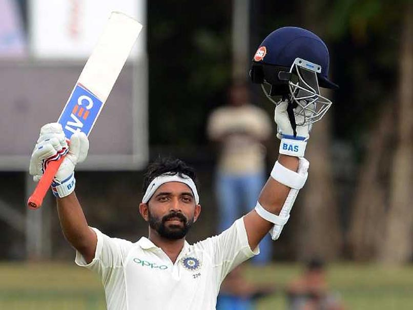 Ajinkya Rahane Compares Sledging To Honking, Expresses Distaste For Both