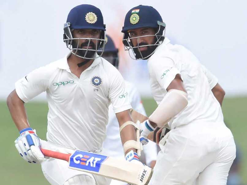 India vs Sri Lanka: Cheteshwar Pujara, Ajinkya Rahane Tons Put India On Top On Day 1