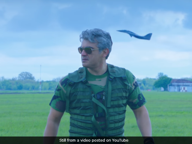 Vivegam Trailer: Loaded with heavy-duty action Scenes