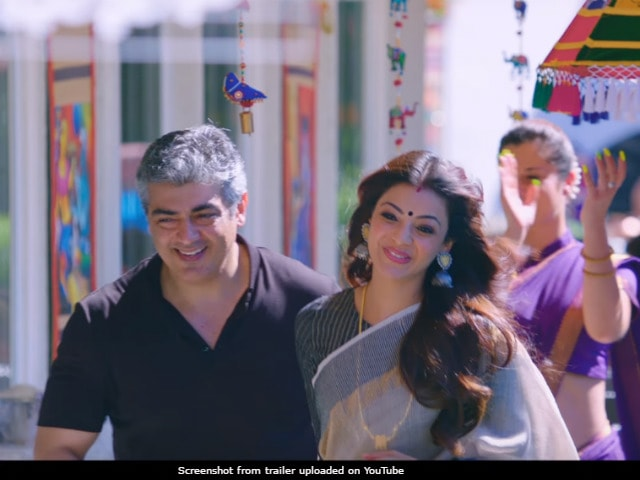 Ajith's Vivegam Reviewed By Twitter  Hit Or Not? Verdict Here