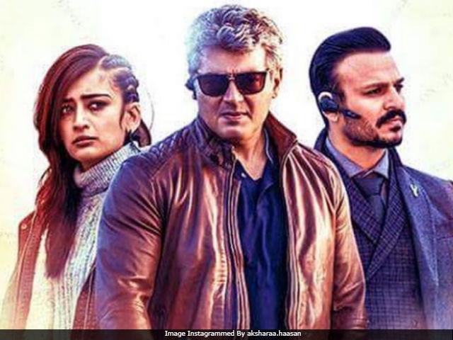 Vivegam: Kamal Haasan is watching Ajith Kumar's film with Akshara