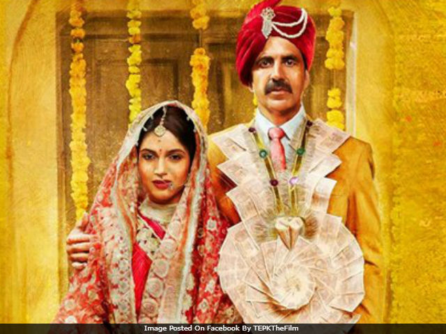 Toilet: Ek Prem Katha Movie Review - Akshay Kumar's Film Stinks To High Heaven
