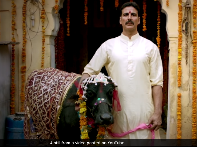 Toilet: Ek Prem Katha - Akshay Kumar's Celeb Pals Wish Him Luck (Not That He Needs It, Apparently)