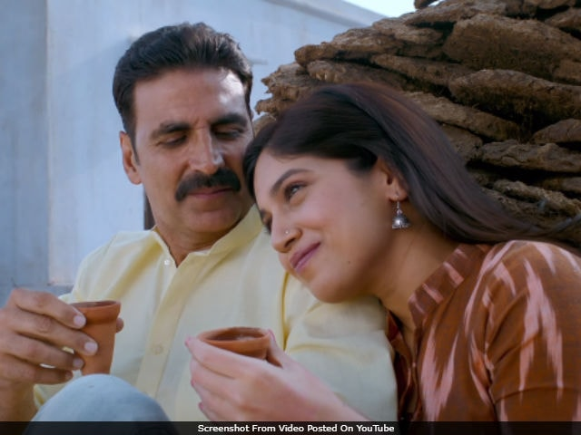 Toilet: Ek Prem Katha Preview - Akshay Kumar And Bhumi Pednekar Are Set To Present Their Anokhi Love Story