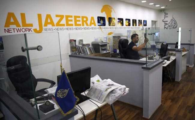 Israel To Close Offices Of Al-Jazeera For 'Inciting Violence'