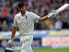 कुक का 'डबल धमाका', इंग्लैंड ने 514 रन बनाकर पारी घोषित की