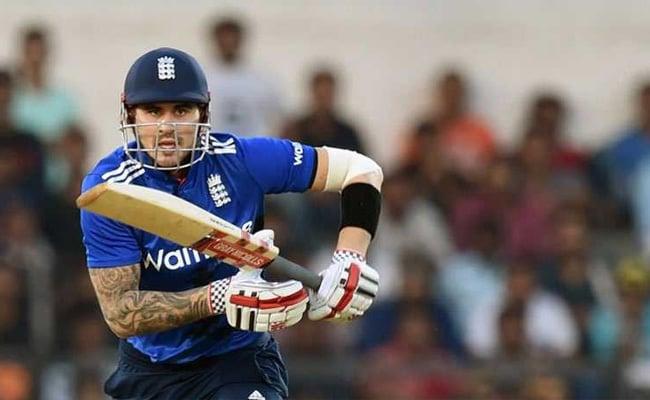 इंग्लैंड के एलेक्स हेल्स ने टी-20 में खेली तूफानी पारी, टूटते-टूटते बचा यह बड़ा रिकॉर्ड...