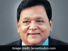 AM Naik Gets Emotional At His Last Annual General Meet At Larsen & Toubro