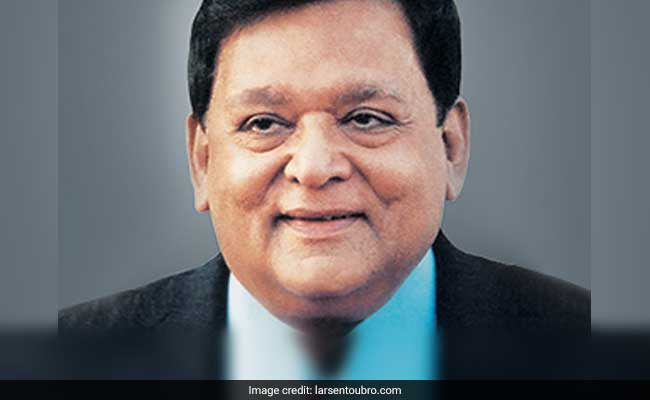 AM Naik Appointed Chairman Of National Skill Development Corporation (NSDC)