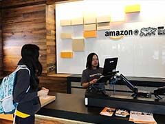 Amazon Adds 'Instant Pickup' In US Brick-And-Mortar Push