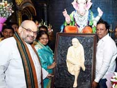 "Prime Minister Modi Laid Foundation Of ""Unbeatable"" BJP In Gujarat, Says Amit Shah"