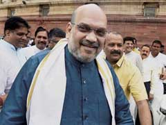 'Party Time Over' As Amit Shah, Tough Boss, Enters Parliament