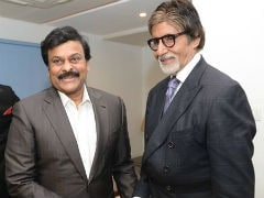 Amitabh Bachchan Reportedly Has A Crucial Role In Chiranjeevi's Next
