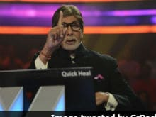 Amitabh Bachchan Shares First Picture From The Sets Of <i>Kaun Banega Crorepati</i>