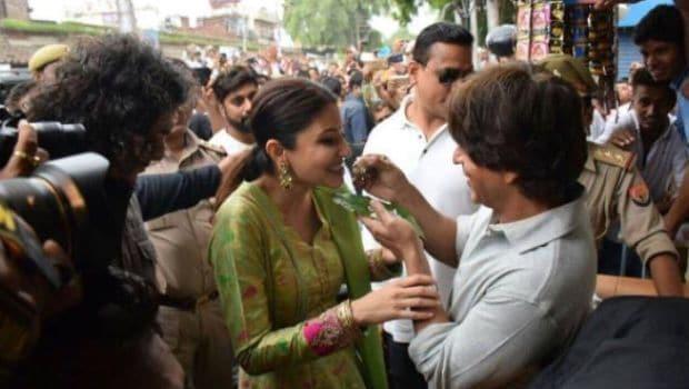 Jab Harry Met Sejal's Anushka Sharma and Her Taste of Banaras ka Paan