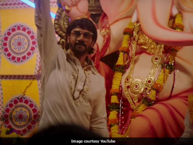 Daddy's Song Aala Re Aala Ganesha: Arjun Rampal Celebrates Ganesh Chaturthi In This Song
