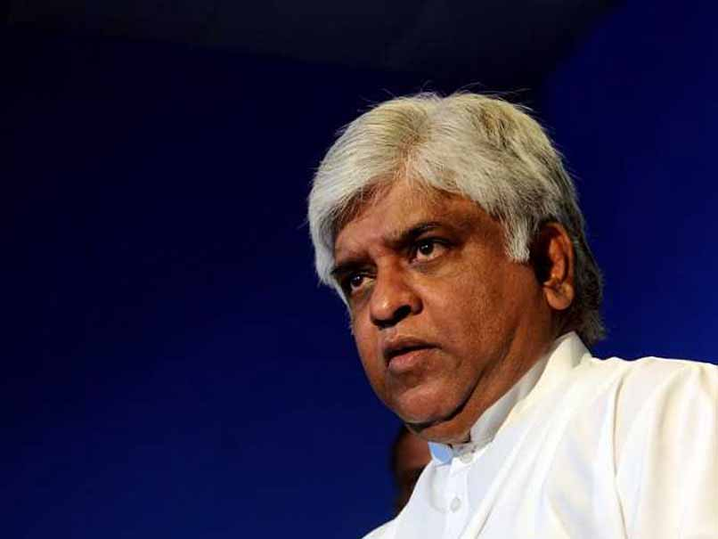 Arjuna Ranatunga Faces Twitterati Wrath After Taunting Indian Cricket Fans
