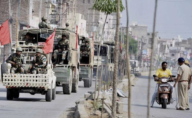 Army Has No Order To Enter Dera Premises In Sirsa: Senior Official