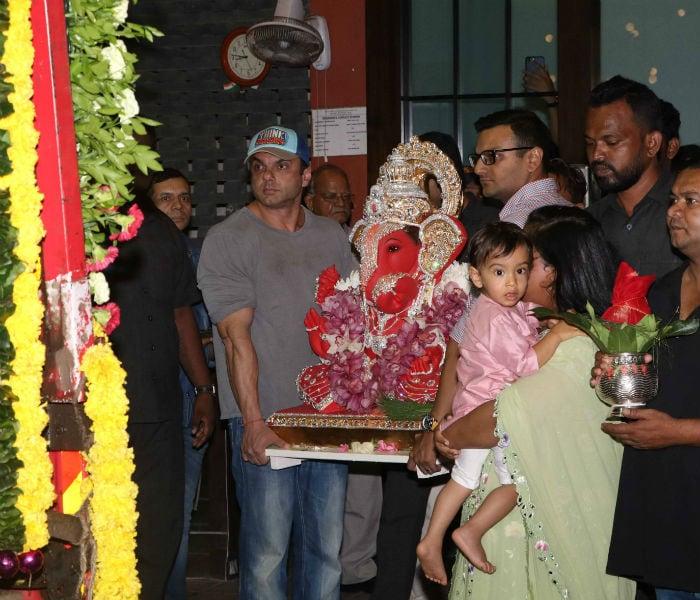 arpita khan sharma sohail khan ndtv