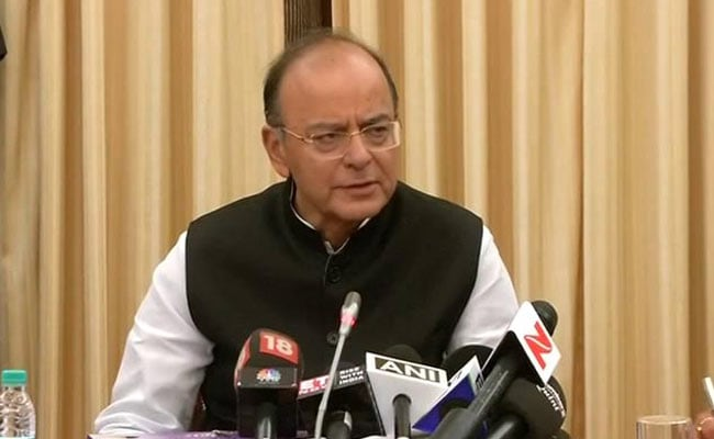 Government Concerned Over GDP Growth Slowdown: Arun Jaitley