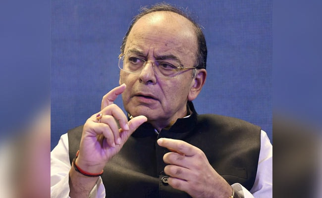 Arun Jaitley To Attend Security Dialogue With Japan