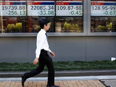 Asian Shares In The Red As Nervous Markets Await Federal Reserve Decision