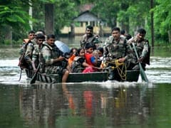 Northeast Rail Link Cut, Lakhs Displaced In Assam, Bihar Flood: 10 Points