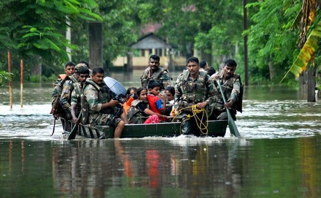 Northeast Rail Link Cut, Lakhs Displaced In Assam, Bihar Flood: 10 Points