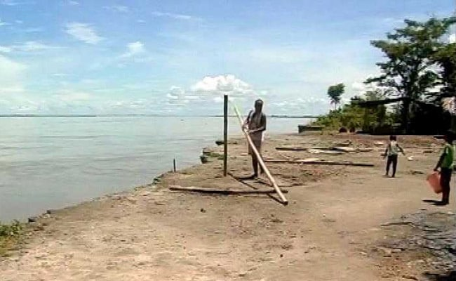 Farmers' Peace Stripped Away Along With Crops In Assam Floods