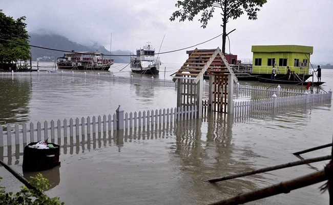 Assam CM Sarbananda Sonowal To Brief PM Modi On Flood Situation In State