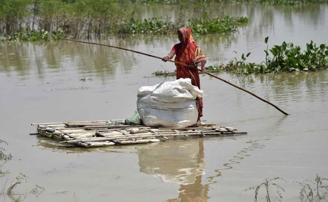 Despite Funds, Assam's Flood Fight Is Difficult